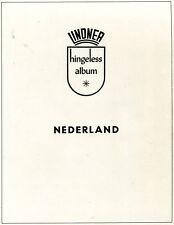 Lindner VD Niederlande 1852 - 1973 in 2 wr. Ringbindern - NP 265,-- €   ( Z516 )