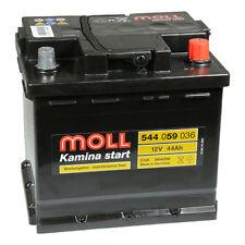 MOLL Kamina Start Autobatterie 544 059 036 12V 44Ah Renault