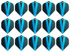 5 Sets Target Rob Cross Voltage Standard Dart Flights – Ships w/ Tracking - Blue