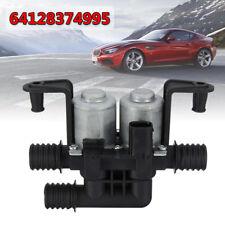 Heater Control Valve Dual Solenoid For BMW 5Series E38 E39 E46 E53 X5 6412837499