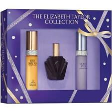 Elizabeth Taylor Fragrance Gift Set Collection for Women, 3 pc