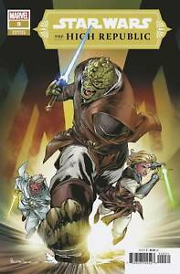 Star Wars High Republic #9 Variant - Bagged & Boarded