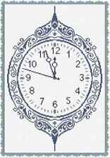 Alessandra Adelaide Needleworks NEW TIME Counted Cross Stitch Pattern CLOCK