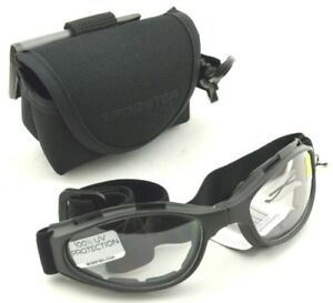 Crossfire Folding Goggles Bobster Clear BCR002