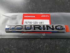 HONDA GENUINE TOURING BADGE 75716-T2A-A01