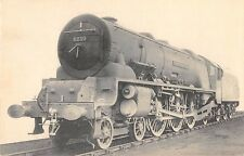 CPA TRAIN LOCOMOTIVE ANGLAISE LONDON MIDLAND AND SCOTTISH
