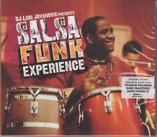 "Salsa Funk Experience ""Various Artists"" NEW & SEALED CD 1st Class Post From UK"