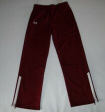 UNDER ARMOUR TEAM Warm-Up Athletic Campus Gym Track PANTS Womens XLT XL TALL NEW