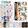 For iPhone X XS Max XR iPhone 8 Plus 7 Plus ZUSLAB Case Shockproof Soft Cover