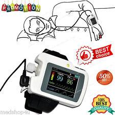 CONTEC, Sleep apnea screen meter,SPO2,Pulse Rate Respiration Sleep Monitor RS01.