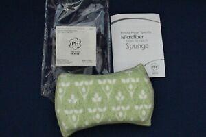 L 3467 Princess House Specialty Non Scratch Sponge Green & White NIP