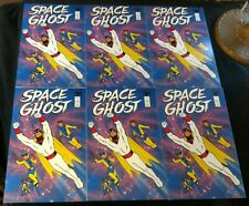 Space Ghost (1987,Comico, Rude) #1 (x6),VF+ to NM or better,New Old Stock,Unread