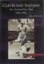 CLEVELAND INDIANS HISTORY 1920-82, 2003 BOOK
