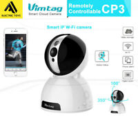Vimtag CP3 1536p Wireless Wi-Fi IP Camera Pan&Tilt 360° Net CCTV Security camera