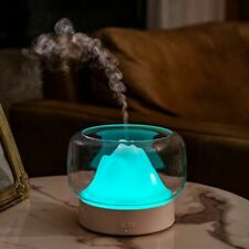 Mountain Design Aroma Diffuser LED Lamp Essential Oil Humidifier Aromatherapy