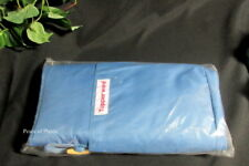 Tupperware New RARE Large Blue Big Chill Bag Logo Tote Consultant Award Zippered