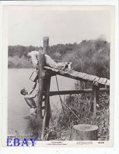 Director John Ford on location VINTAGE Photo Mogambo candid production shot