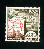 Monaco Stamps # 365 VF OG NH
