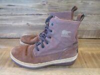Sorel Men's Leather Boots Size 13
