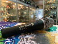 BEYERDYNAMIC (OPUS 29S) DYNAMIC HANDHELD MICROPHONE - AU STOCK !