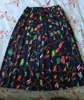 Vintage pleated skirt size 14