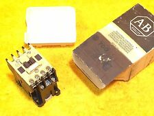 *New* Allen Bradley 700-F220A1 Series B 10 Amp Control Relay 120 Vac Coil