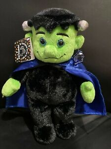 Frankenstein Monster Plush Applause Halloween NEW with Tags  Russ Berrie