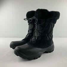 Columbia Sierra Summette IV Women US 7.5 Winter Boots Omni Grip Snow Waterproof