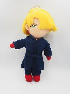 """Sakura Taisen Wars B2207 Maria Tachibana SEGA 1997 Plush 9"""" Toy Doll Japan"""