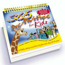 365 Activities for Kids, Tim Dowley, Very Good Book