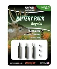 Firenock Battery Pack Regular (Br) A3/C3/D3/E3/F3/G3/J3/Q3/S 3 etc lighted nock