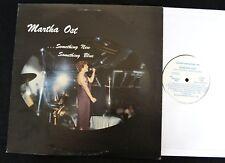 JAZZ VOCAL LP Martha Ost Something New Something Blue Kendoit LP E