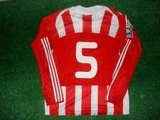 Paraguay Match Worn Shirt Qualifiers 2010 L/S