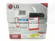 *READ* LG DVD Player with MP3 Playback/JPEG Viewer Black DP132H