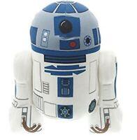"Star Wars The Force Awakens R2D2 Talking Plush 8"" Toy New Disney NEW"