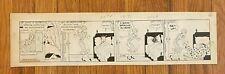 BLONDIE 1935 Original Comic Strip Art 5x21
