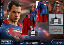 Hot Toys Superman DC Justice League Movie Masterpiece 1/6 Figure 903116 In Stock