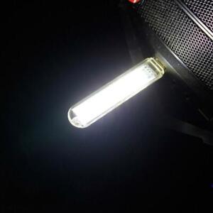Mini USB Lamp DC 5V Camping Lighting Mobile Power Gadget Light 3/ 8 LED Portable