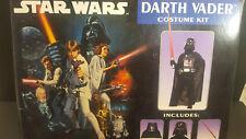 1995 Rubie's Costume Star Wars Darth Vader Childs Kit One Size