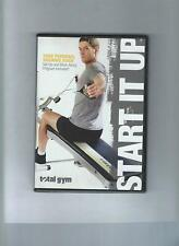 Total Gym Start It Up Dvd Your Personal Training Guide Fast Shipping Sealed New