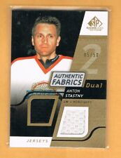2008-09 SP Game Used Anton Stastny Jersey /50 Quebec Nordiques