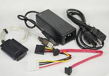 New USB 2.0 To IDE SATA S-ATA 2.5 3.5 HD HDD Adapter Hard Drive Converter Cable