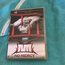 WWF, NM, NO MERCY DVD.