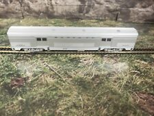 K Walthers   Santa Fe Streamlined Baggage  Car    HO 1/87