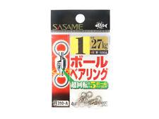 Sasame 310-A Ball Bearing Swivels High Quality Size 1 (1584)