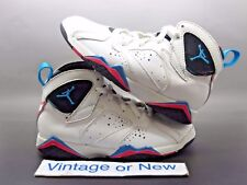 Nike Air Jordan VII 7 Orion Retro PS 2011 sz 12.5C
