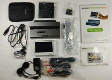 Archos 605 Wifi 30Gb Portable Digital Media Av Player Docking Station Remote