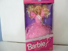 Anniversary Star Barbie doll NRFB Special Limited Edition Walmart 30th 1992