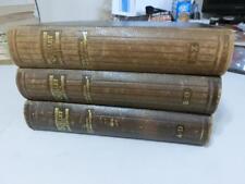 Dictionnaire Quillet de la langue française par Raoul Mortier - 3 volumes (1948)