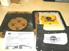 John Deere 6.5 bushel bagger seal kit for round chute AM103540 M132592